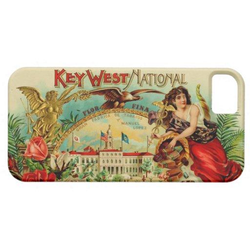 Nacional de Key West Funda Para iPhone 5 Barely There