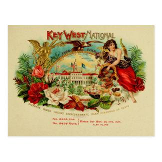 Nacional de Key West Tarjeta Postal