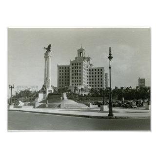 Nacional De La Habana Monumento Maine 1950's Photo