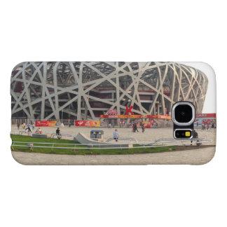 Nacional el estadio Olímpico de Pekín Funda Samsung Galaxy S6