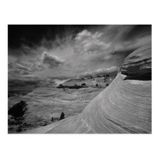Nacional rocoso de Canyonlands del paisaje y del Postal
