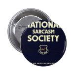 Nacional-Sarcasmo-Sociedad Pins