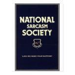 Nacional-Sarcasmo-Sociedad Postales