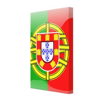 Nacionalidad colorida f del país de la bandera fre lona estirada galerías