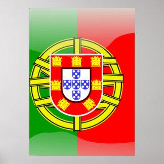 Nacionalidad colorida f del país de la bandera fre impresiones