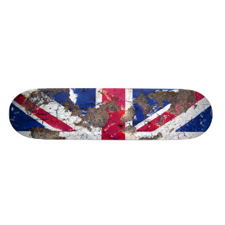 "Naciones apenadas - Reino Unido (monopatín) Patineta 7 3/4"""