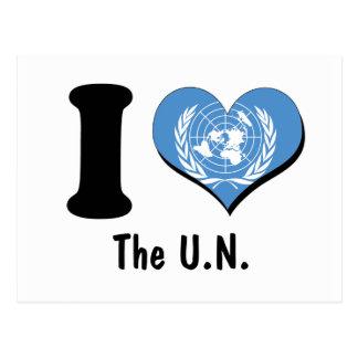 Naciones Unidas Postal