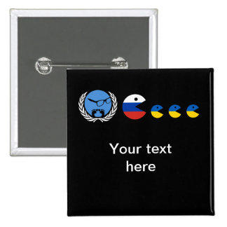 Naciones Unidas, videojuego Pin Cuadrado