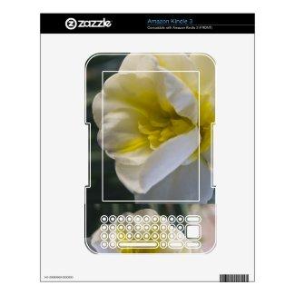 Nacissus Daffodil Kindle Skin musicskins_skin