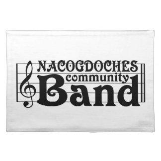 Nacogdoches Community Band placemats