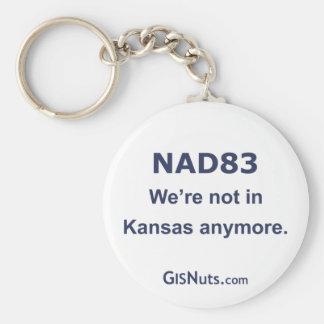 NAD83 Keychain
