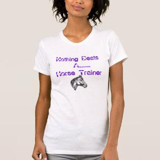 Nada bate A… Instructor de caballo T-shirt