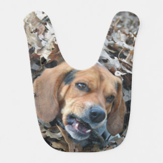 Nada bate un buen beagle del Chew Babero Para Bebé