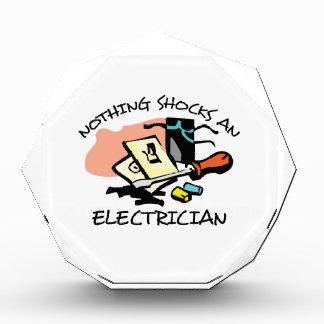 NADA CHOCA AL ELECTRICISTA