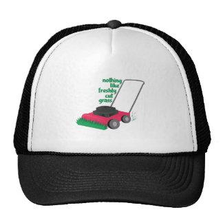 Nada como hierba recientemente cortada gorras de camionero