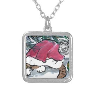 Nada considerar aquí dice el gatito en el gorra de grimpolas personalizadas