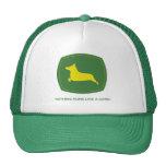 Nada corre como un gorra del Corgi