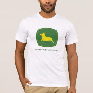 Nada corre como una camiseta de los hombres del