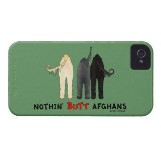 Nada empalma a afganos Case-Mate iPhone 4 carcasa