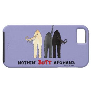 Nada empalma a afganos iPhone 5 funda