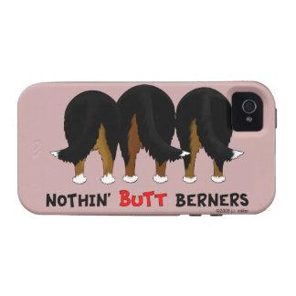 Nada empalma a Berners Case-Mate iPhone 4 Funda