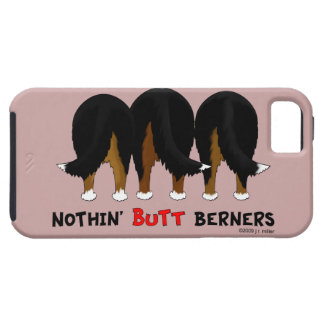 Nada empalma a Berners iPhone 5 Funda