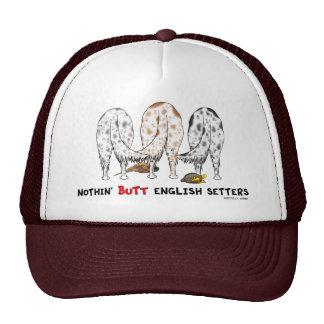 Nada empalma a organismos ingleses gorro