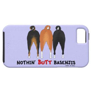 Nada empalma Basenjis Funda Para iPhone 5 Tough