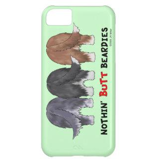 Nada empalma Beardies Funda Para iPhone 5C