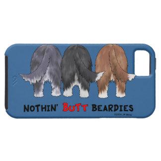 Nada empalma Beardies iPhone 5 Carcasas