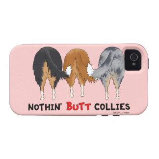 Nada empalma collies Case-Mate iPhone 4 carcasa