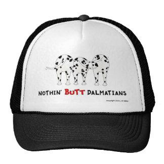 Nada empalma el gorra de los Dalmatians