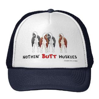 Nada empalma el gorra de los perros esquimales