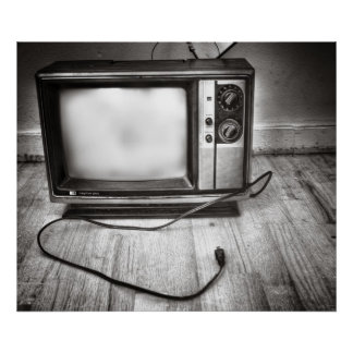 Nada en la TV Posters