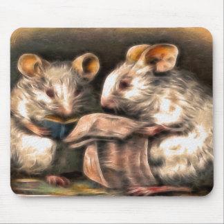 """Nada en ratones Mousepad de la TV esta noche"""