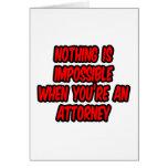 Nada es imposible… abogado felicitacion