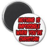Nada es imposible… cristiano imán