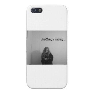 Nada es incorrecto… iPhone 5 fundas