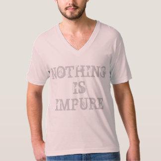 Nada es puro camisas