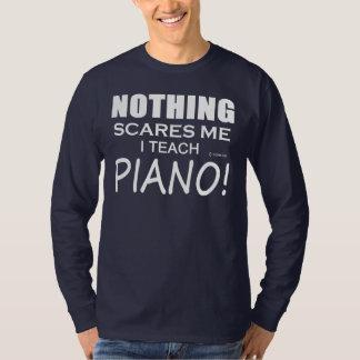 Nada me asusta piano poleras