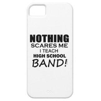 ¡Nada me asusta! ¡Soy director de la banda! iPhone 5 Fundas