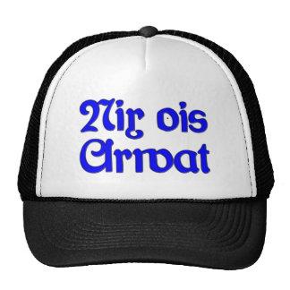 Nada ois Arwat nada Baviera como trabajo bávaro Gorro