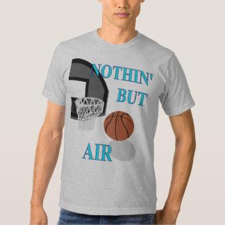 Nada pero aire remeras