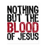 Nada pero la sangre postal