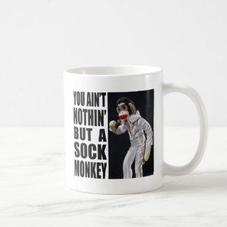 Nada pero una taza del mono