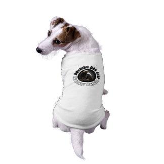 Nada puede parar el tejón de miel ropa de perros