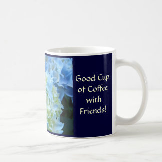 Nada una mejor buena taza de café con la taza de l