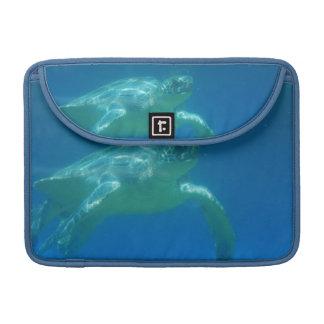 """Nadada 13"""" de la tortuga de mar manga de MacBook Fundas Para Macbook Pro"""