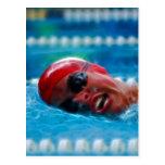 Nadada a ganar postal