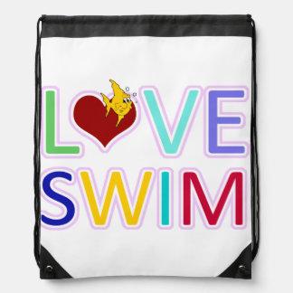 Nadada del amor mochila